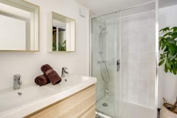 Travaux d'installation de douche sur Tournai