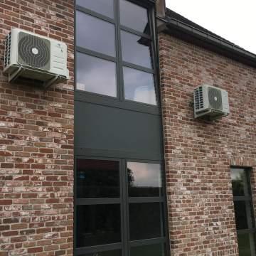 Dépannage de climatisation vers Tournai et ses environs