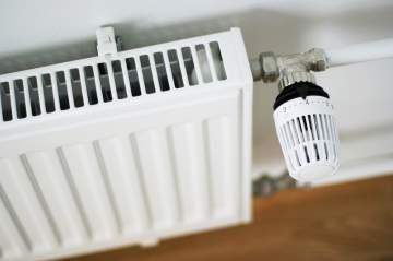 Installation de radiateur à Tournai